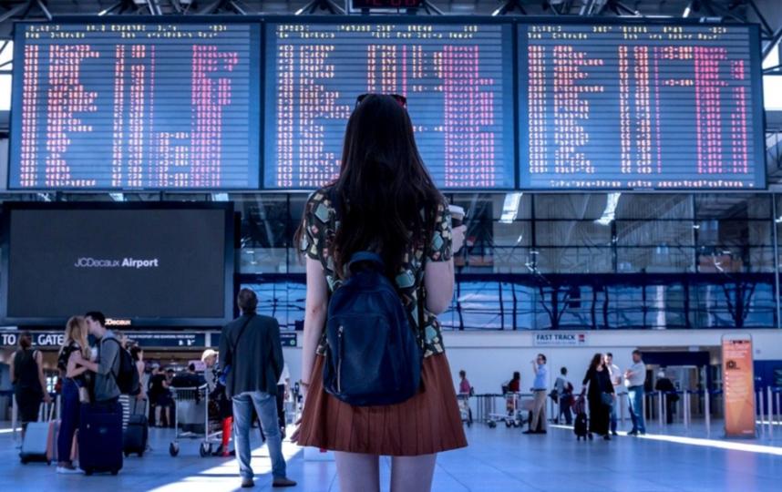 Из-за пандемии коронавируса многие страны закрыли границы и остановили международные авиаперевозки. Фото pixabay