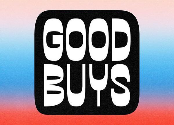 Распродажа The Good Buys пройдёт в июле. Фото скриншот: instagram.com/goodbuysfoundation/