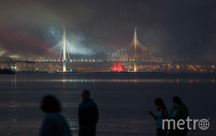 """Алые паруса-2020 в Петербурге. Фото Алена Бобрович, """"Metro"""""""