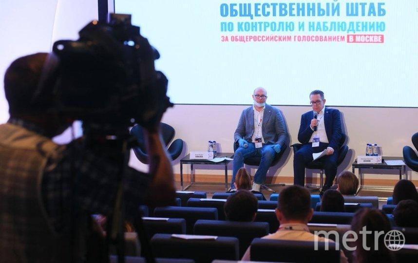 Ковалёв Вадим Юрьевич и Асафов Александр Николаевич. Фото Василий Кузьмичёнок