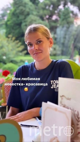 Невестка Леры Кудрявцевой. Фото instagram.com/leratv.