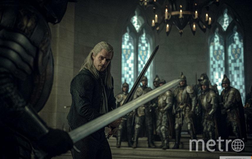 """Кадр из сериала """"Ведьмак"""". Фото Netflix., kinopoisk.ru"""