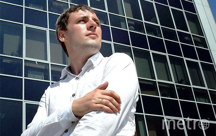 Михаил Горбунов, владелец компании «24х7».