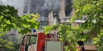 Во время взрыва в жилом доме в Москве пострадали четыре человека