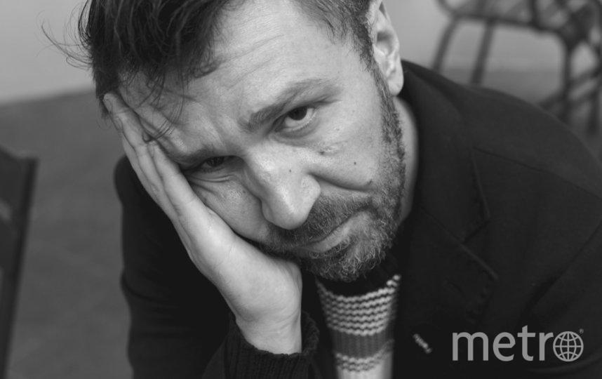 """Сергей Шнуров. Фото """"Metro"""""""