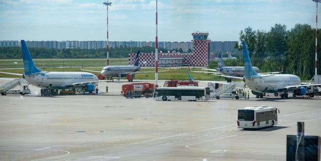 """С июня 2020 года """"Победа"""" выполняет полеты из Пулково после карантина."""