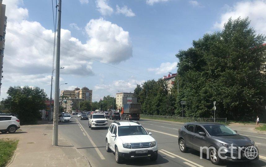 """Казанцы стали активнее использовать личный транспорт. Фото Ильяс Хафизов, """"Metro"""""""