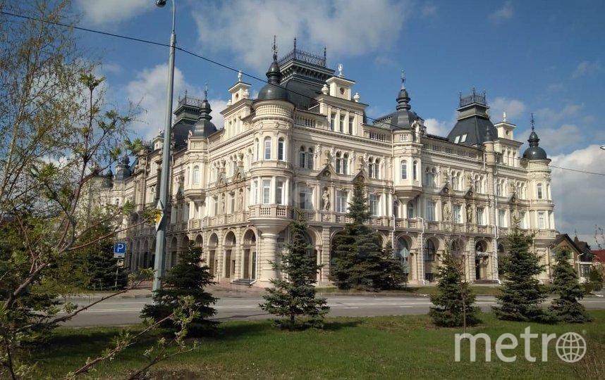В этом доме продается самая дорогая квартира Поволжья. Фото Cian.ru, Предоставлено организаторами