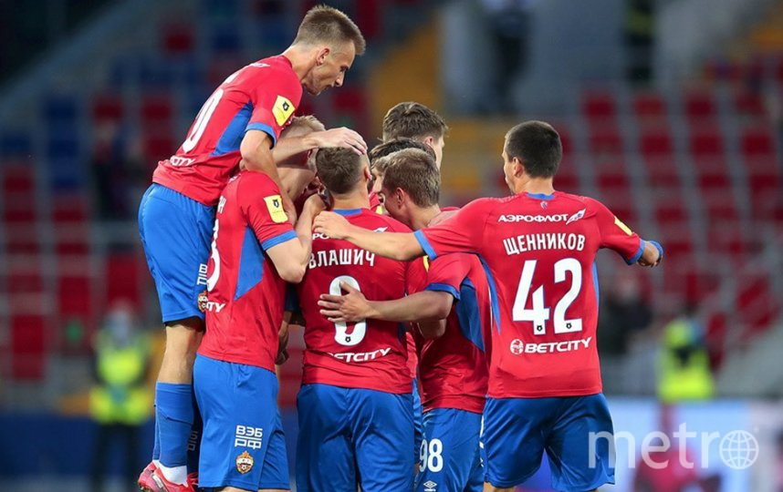 ЦСКА не побеждал на протяжении семи матчей. Фото Instagram @pfc_cska