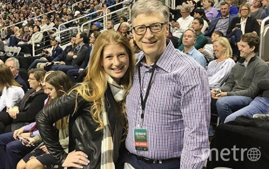 Билл Гейтс с Дженнифер. Архивное фото. Фото Instagram @jenniferkgates