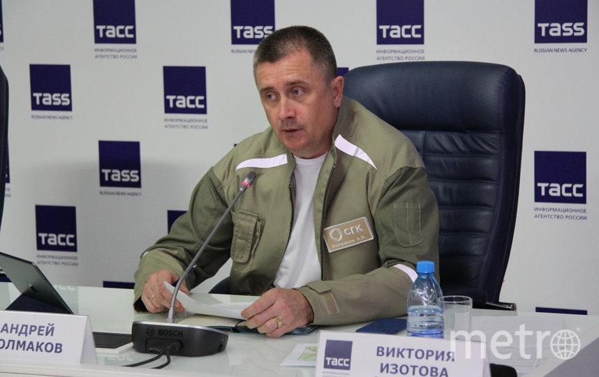 Андрей Колмаков: проект ПНС-2 — один из наиболее важных, так как позволит улучшить качество теплоснабжения на Левом берегу города.