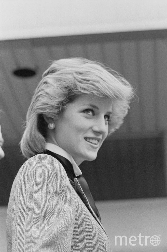 Принцесса Диана. Фото архив, Getty