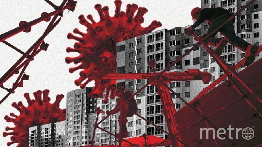 Строительные СРО во время пандемии коронавируса.