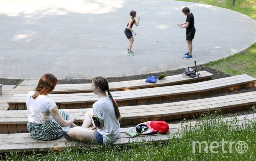 """Количество выздоровевших в Москве продолжает увеличиваться. Фото агентство """"Москва"""""""