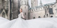 Disney создал коллекцию свадебных платьев как у сказочных принцесс
