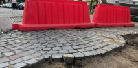 Градозащитники Петербурга обеспокоены обновлением Тучкова переулка