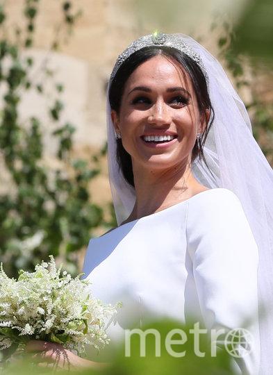 Свадьба принца Гарри и Меган Маркл состоялась 19 мая 2018 года. Фото Getty