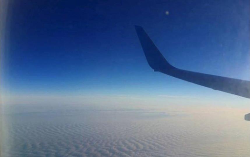 """Самолёты """"разошлись буквально чудом"""". Фото Getty"""