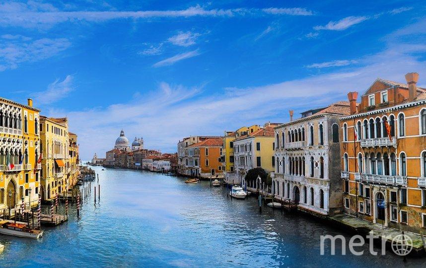 """Россияне всё же смогут добраться до Венеции. Фото pixabay.com, """"Metro"""""""