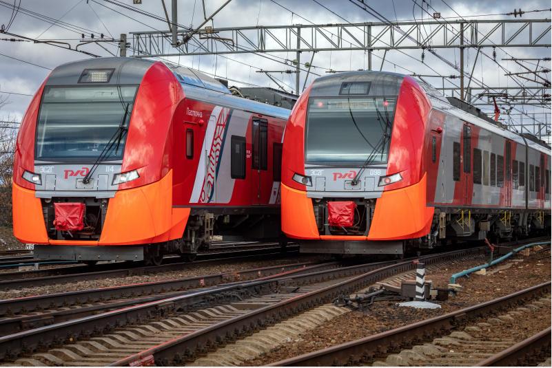 """Ласточка"". Фото https://www.rzd.ru, ""Metro"""