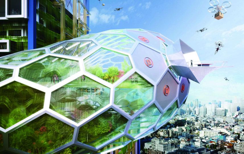 """Так будет выглядеть новый дом. Фото Noiz Architects, """"Metro"""""""