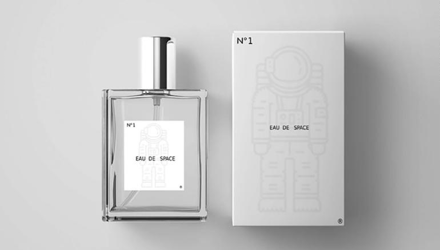 Eau de Space. Фото скриншот: kickstarter.com