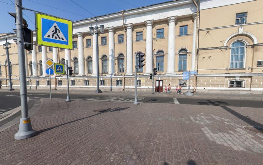 """Зоологический музей находится на университетской набережной. Фото https://www.zin.ru/MUSEUM, """"Metro"""""""