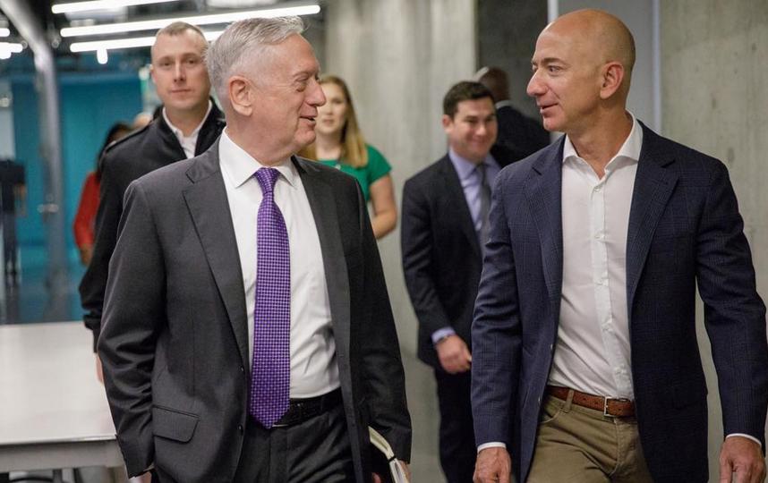 Рост благосостояния миллиардера обусловлен повышением стоимости акций Amazon. Фото Instagram @jeffbezos