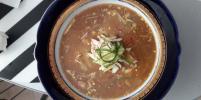 Рецепт от шеф-повара: готовим окрошку на квасе