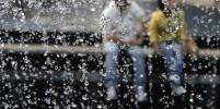 Атмосферный фронт покидает Петербург: прогноз погоды дали синоптики