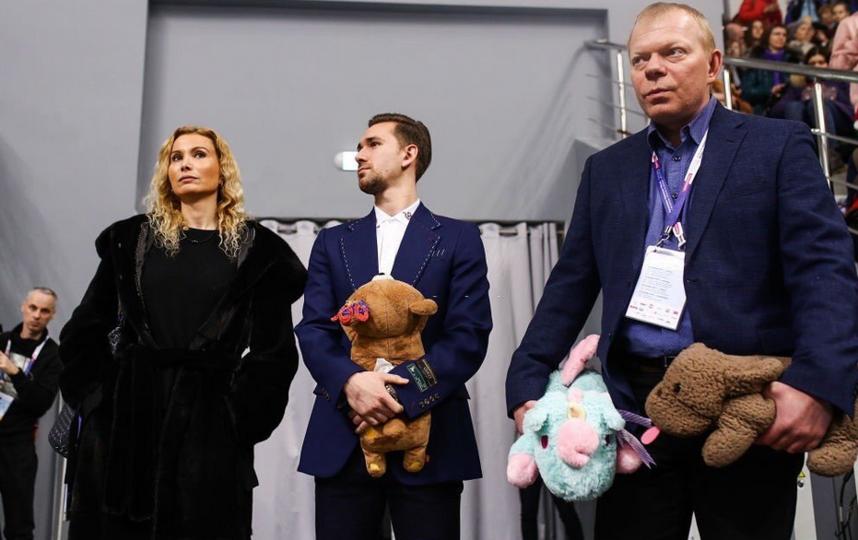 Российский фигурист Алексей Ерохов ушел из группы тренера Этери Тутберидзе. Фото Instagram @alexeyerokhov