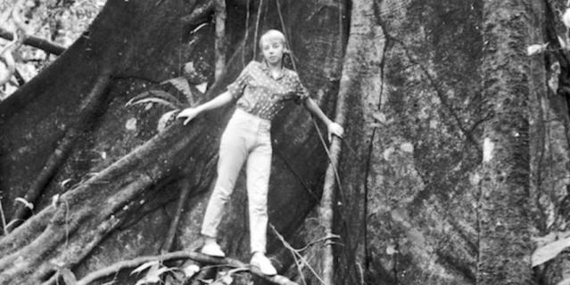 Джулиана Кёпке не испугалась вернуться в тропический лес уже на следующий год после авиакатастрофы.