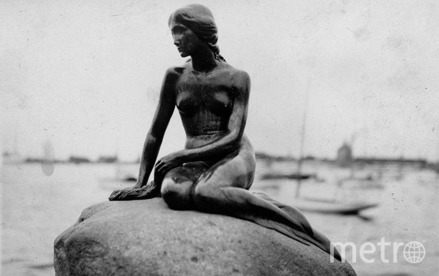 Скульптура Русалочки в Копенгагене. Фото Getty
