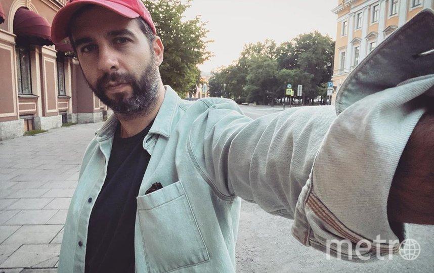 Иван Ургант. Фото instagram.com/urgantcom.