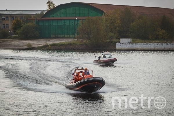 """Спасатели фиксируют большое число трагедий на воде этим летом. Фото МЧС Петербурга, """"Metro"""""""