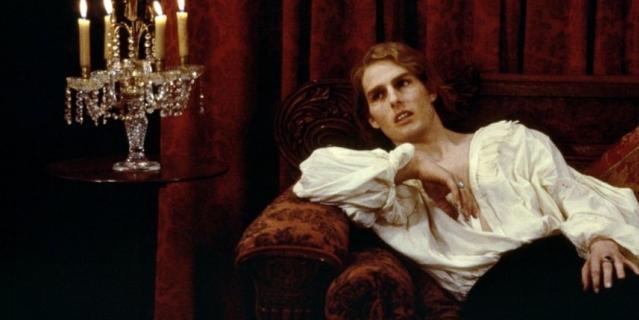 """Кадр из фильма """"Интервью с вампиром""""."""