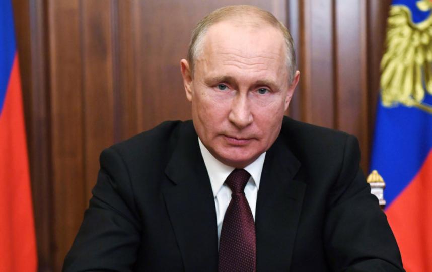 """Владимир Путин: """" Это все непростые вопросы, но ими нужно заниматься, разумеется, мы будем это делать"""". Фото AFP"""