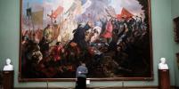 Третьяковскую галерею за первый день работы посетили около 1 400 человек
