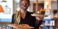 В Великобритании впервые за три месяца открылись рестораны, пабы и гостиницы