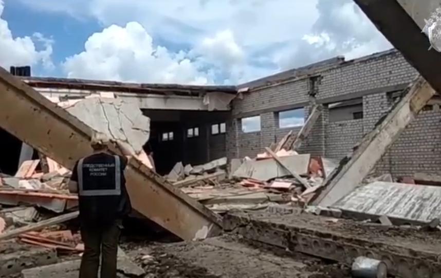 Сдать в эксплуатацию торговый центр должны были к осени 2020 года. Фото sledcom.ru