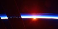 Космонавт из Петербурга поделился фотографиями из космоса