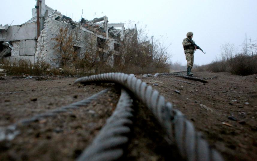 7 лет назад ДНР и ЛНР объявили о суверенитете. Фото AFP