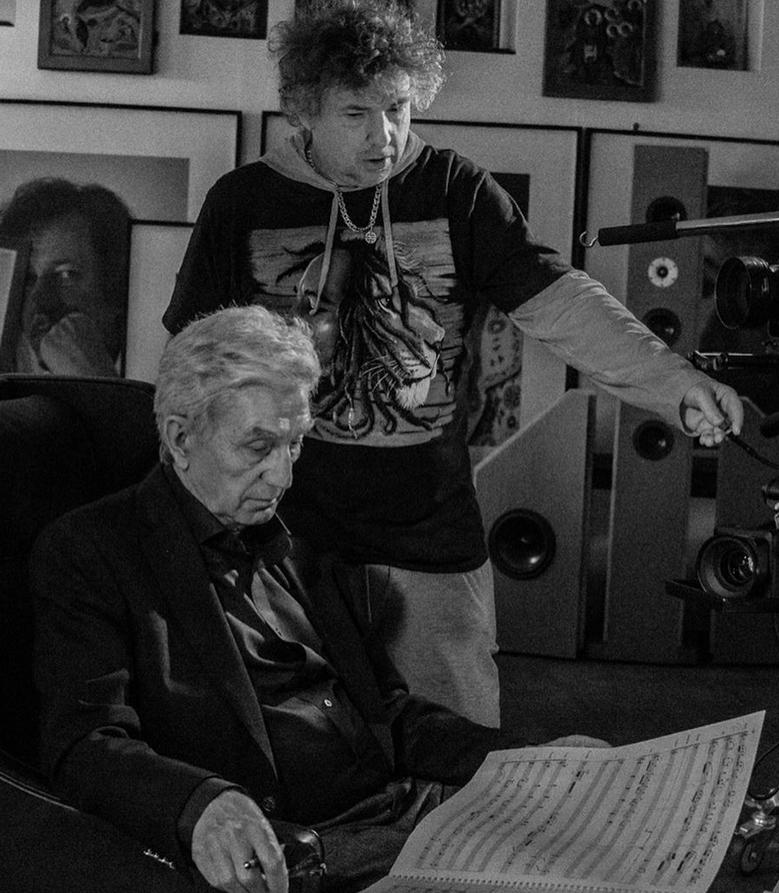 Сергей Берменьев во время работы. Фото Instagram @itabriz