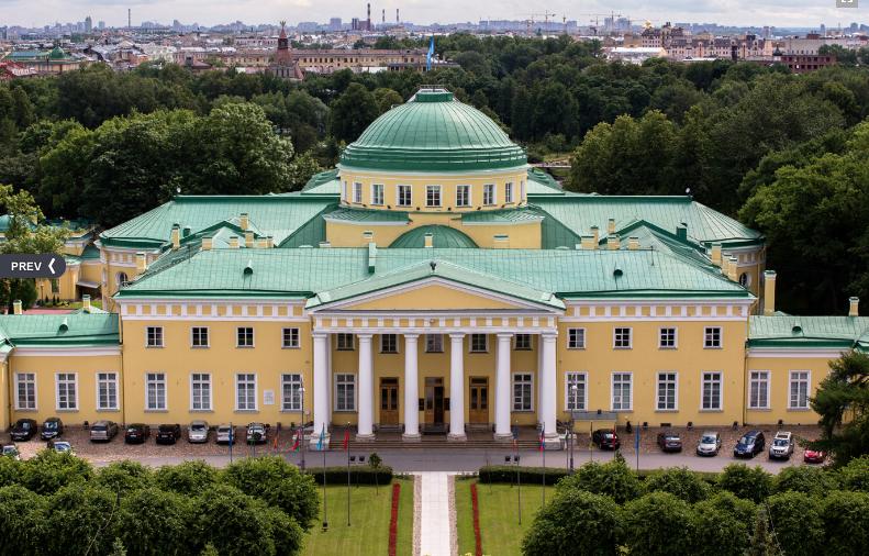 """Таврический дворец. Фото http://parlament-history.ru, """"Metro"""""""