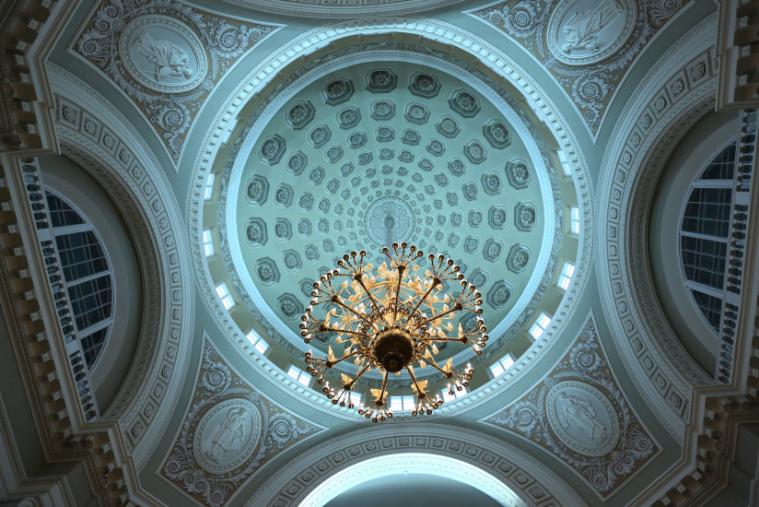 """Таврический дворец. Фото Межпарламентская Ассамблея СНГ, """"Metro"""""""