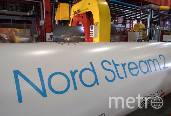 По дну Балтийского моря проложат трубопровод для доставки российского газа в Европу. Фото Nord Stream 2 AG.