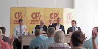 «Справедливая Россия» выдвинула кандидатов на выборы в Заксобрание НСО