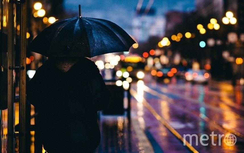 Петербуржцам лучше вооружиться зонтами. Фото Pixabay.
