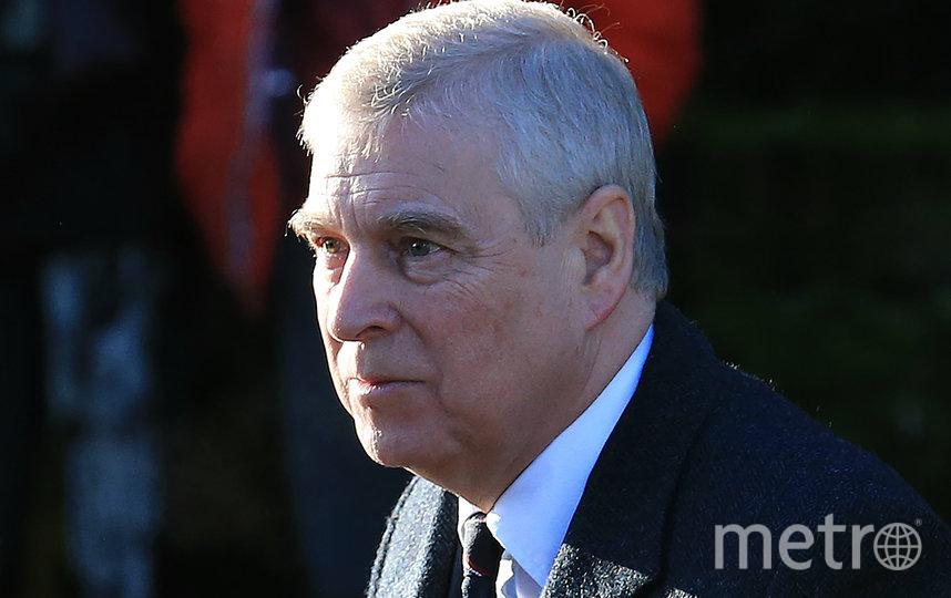 Скандал, связанный с Джеффри Эпштейном окончательно уничтожил репутацию принца Эндрю. Фото AFP