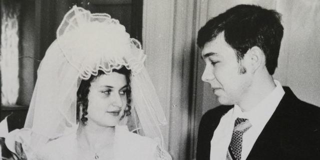 Александр и Татьяна Шутовы.